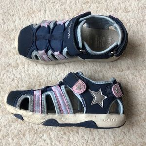 Geox Girl Sandals